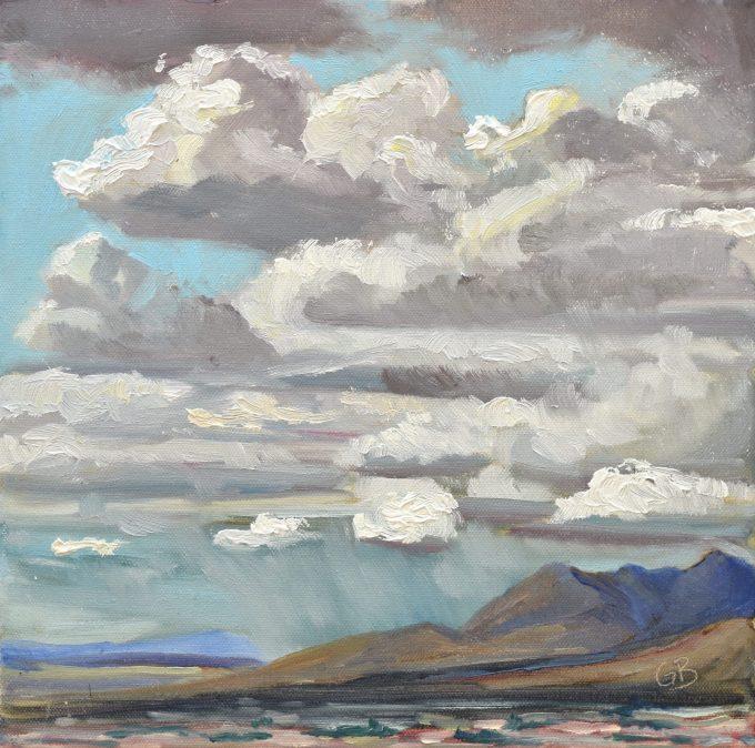 Oil on Canvas, 12x12